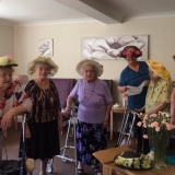 Easter weekend at Birch Green Care Home