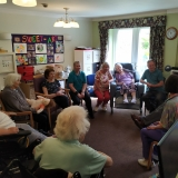 Dance therapy at Riversway