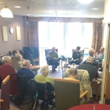 Up and Active at Springhill Care Home
