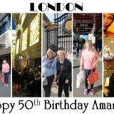 London calling for Amanda