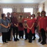 Red Nose Day success for Springhill Care Home
