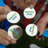 Walking for the memories at Riversway