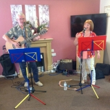Music on our minds at Birch Green
