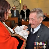 Arctic war veteran Jack was a local hero