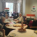 'Trip to India' for Springhill Care Home residents