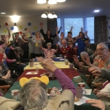 Springhill Care raises funds for Children in Need