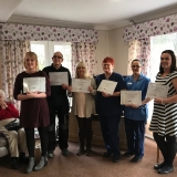 Birch Green honours its Caring Heroes