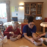 Riversway Nursing Home welcomes work placement students