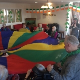 St Patrick's Day at Springhill Care Home