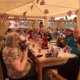 A right Royal celebration at Birch Green Care Home