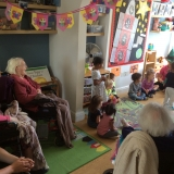 Nursery visit for happy residents Riversway