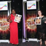 Riversway Nursing Home duo honoured