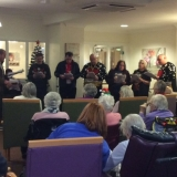 Recovery Choir put on a festive concert for Springhill