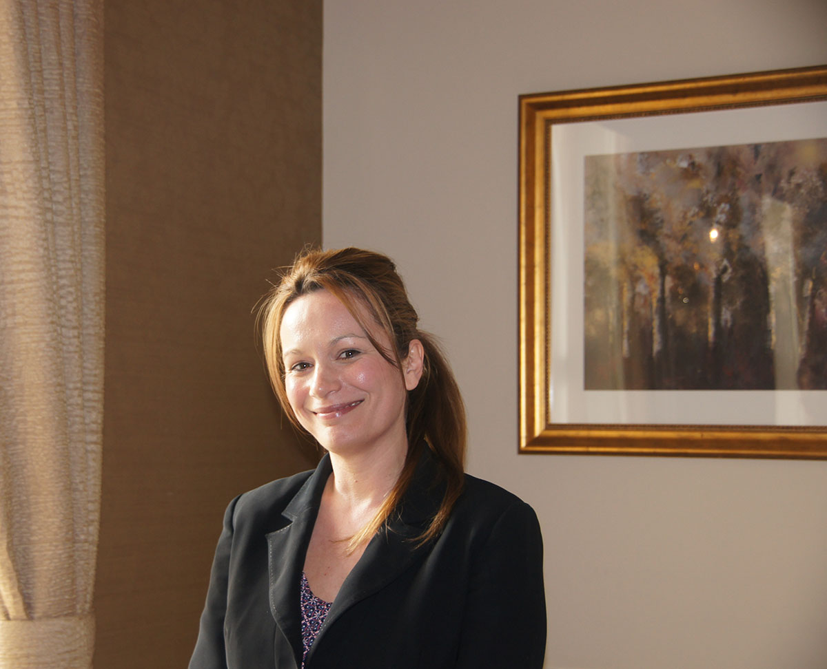 Virginia Perkins, Head of Human Resources